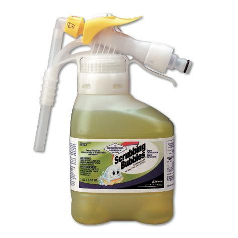 Johnson Bathroom Cleaner Diversey Scrubbing Bubbles Concentrated Bathroom