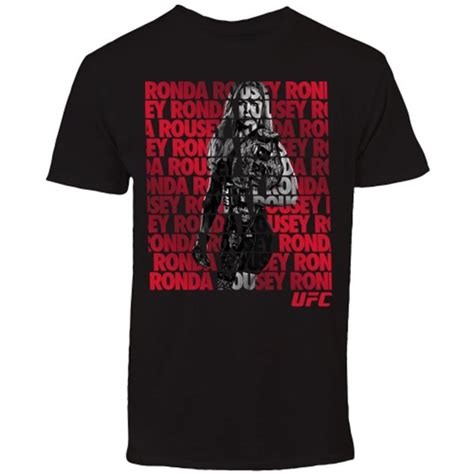 T Shirt Rowdy Ronda Rousey Ufc ronda rousey ufc fighter repeat shirt