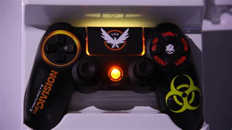 Quality Stik Stick Ps4 Ds4 Ori Second tom clancy s the division custom ps4 controller ebay