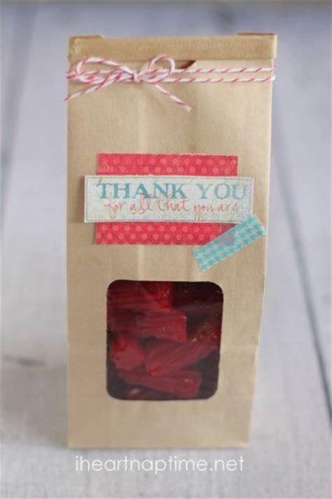 Handmade Thank You Gifts - 1000 images about thank you gift ideas on