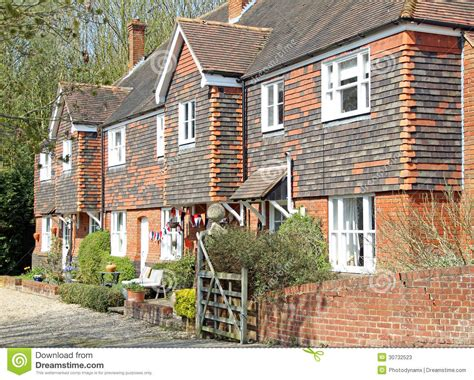 Kent Cottages by Rural Kent Cottages Stock Photos Image 30732523