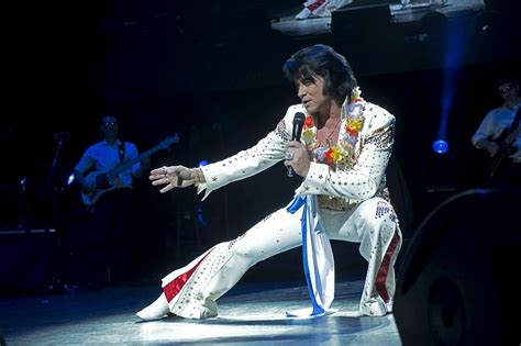 Back In Vegas by Elvis Is Back In The Building In Legends In Concert Show