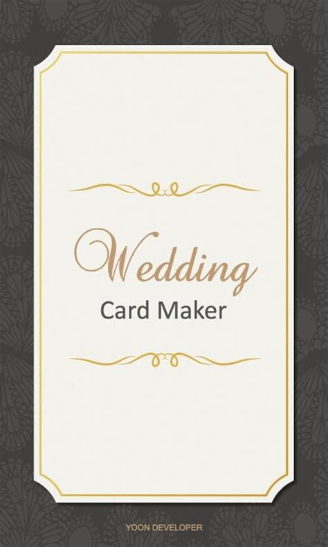 Wedding Card Design Maker by Wedding Card Maker Android Apps On Play
