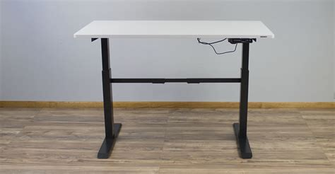 standdesk simple electric standing desk review pricing