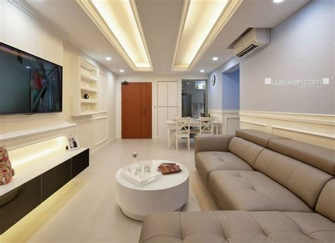 Best Hdb Interior Design by Hdb 4 Room Blk 333a Anchorvale Link Interior Design