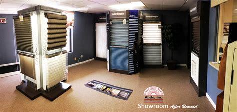 Master Bedroom Window Treatment Ideas new showroom after remodel product displays abda window