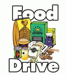 food drive clip clipart best