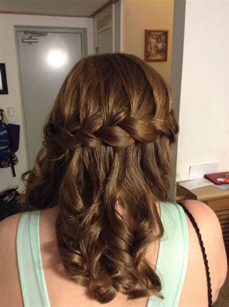hairstyles that dont need a hot iron 45 best images about semi formal on pinterest updo
