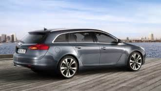 Opel Insignia Performance Parts Opel Insignia Sports Tourer Ecoflex Technical Details