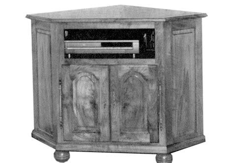 un meuble d angle bois le bouvet