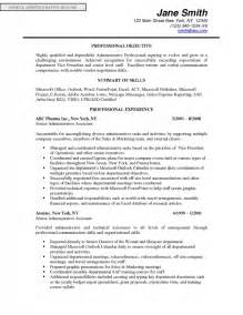 Marketing Executive Resume Objective Sales And Marketing Resume Resume Format Download Pdf