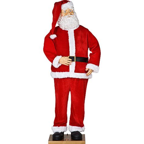 5 5 animated santa walmart com