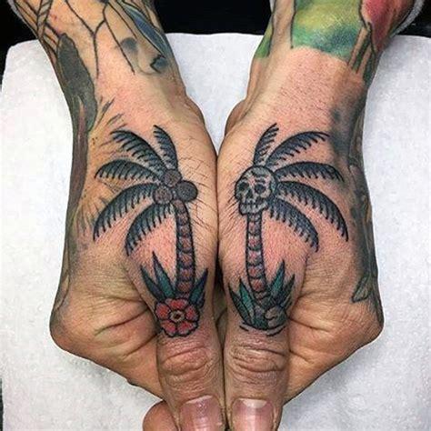 coconut tree tattoo designs 50 small skull tattoos for mortality design ideas