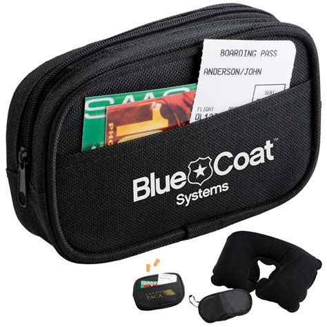 personal comfort promotional personal comfort travel kit customized