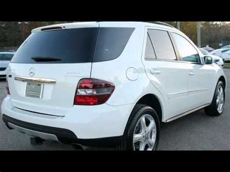 Used Mercedes Jeep Sale Used 2008 Mercedes M Class Ml320cdi Suv For Sale