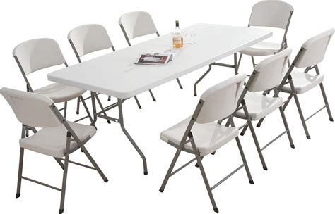 Folding Chairs And Table Set Folding Tables And Chairs Marceladick