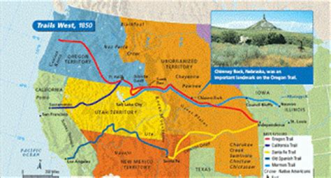 Many Moved West In Search Of New Land And A Better Way Of Trails West Www Westward Expansion