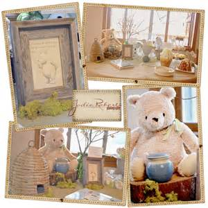 classic winnie the pooh baby shower decorations jodie photography classic winnie the pooh baby shower