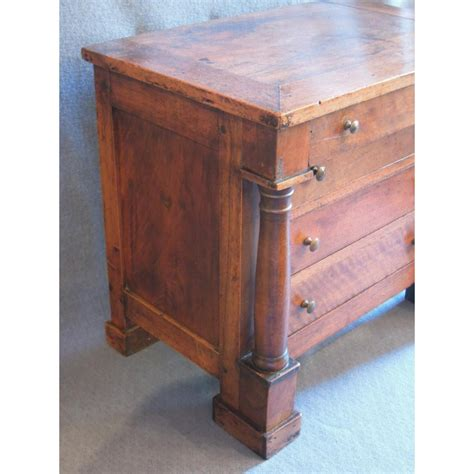 How Do Drawers Work by Miniature Walnut Chest Of Drawers Empire Era