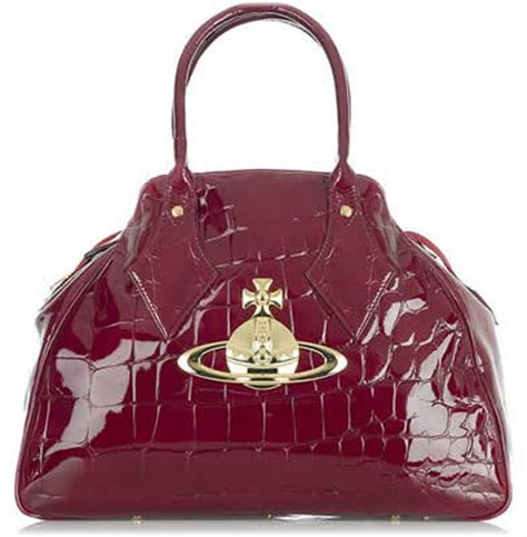 Vivienne Westwood Label Empire Bowling Bag by Vivienne Westwood Label Bowling Bag Fab Or Drab