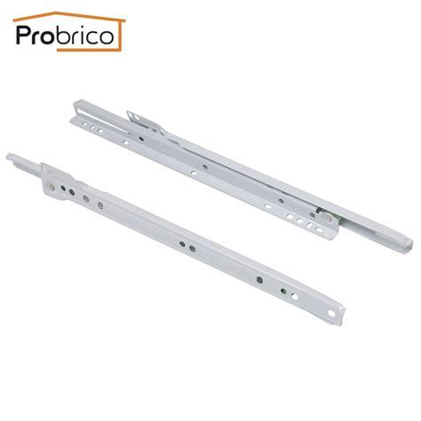 measuring cabinet drawer slides probrico 2 pair keyboard sliding drawer dsmh102 12 steel