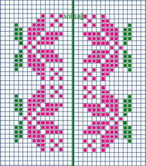 cenefas de uvas en punto de cruz mejores 6445 im 225 genes de cenefas en punto de cruz en