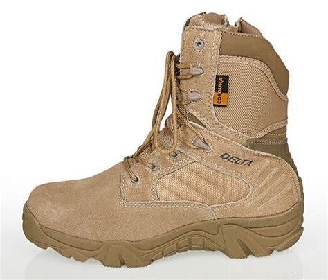delta high top boots desert combat boots special