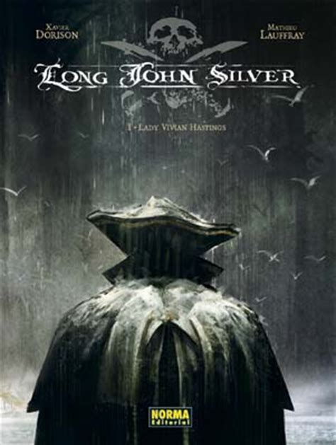 long john silver 1 8498475732 long john silver 1 lady vivian hastings norma editorial