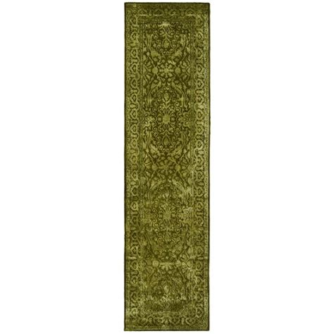10 foot rug safavieh silk road 2 ft 6 in x 10 ft rug runner skr213d 210 the home depot