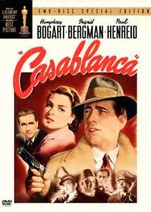 Casablanca 1943 Review And Trailer by Doc Dvd Review Casablanca Se 1943