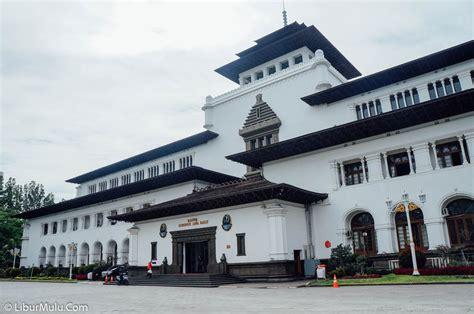 Sk Ii Di Bandung gedung sate gedung paling unik di bandung liburmulu