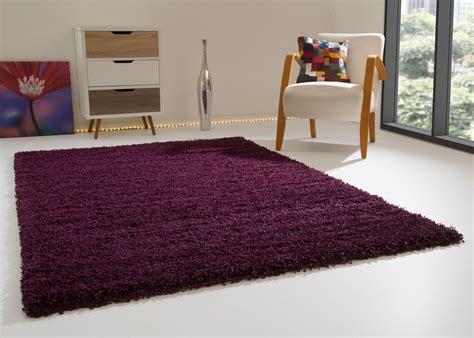 lila teppich langflor hochflor teppich happy xl top qualit 228 t 2600 g