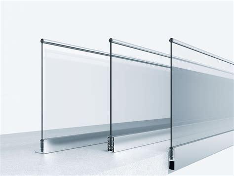 Glass Panel outdoor railing metal glass panel for balcony