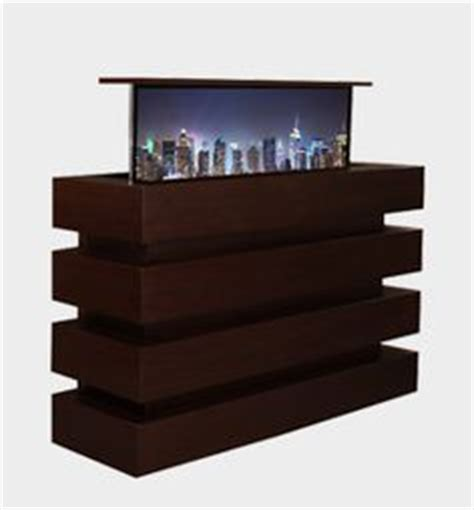 Pop Up Tv That Hides In The Fireplace by 1000 Images About Tv Units On Tv Tvs