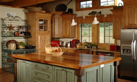kitchen remodeling designs country kitchen island design