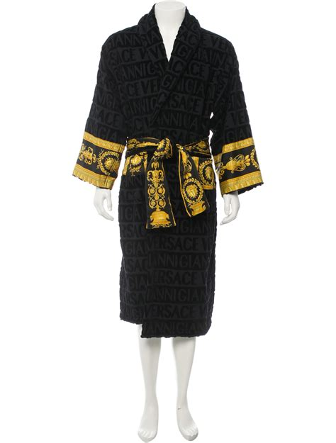 versace robe versace robe clothing ves22635 the realreal