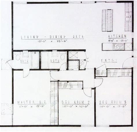 mid century modern floor plan luxury mid century modern homes floor plans new home