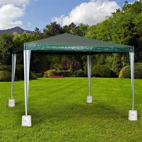 basi per gazebo ultranatura milos base per gazebo it giardino e