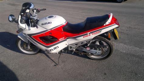 1990 suzuki gsx 750 f moto zombdrive