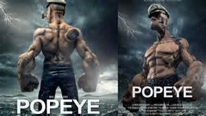 Popeye Movie by Online Movie Popeye Upcoming New English Movie 2016