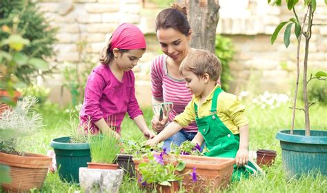 gardening  kids   affects  pbs kids