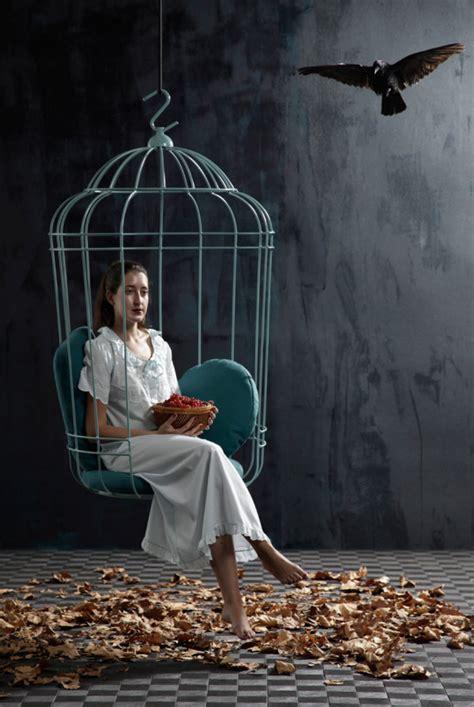 bird cage swing a bird cage like swing by ontwerpduo design milk