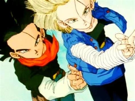 How Android 17 Alive by Android 17 And 18 Keep Myself Alive Amv
