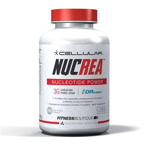 creatine 3g cr 233 atines kre alkalyn cellular nucrea pilulier de 125