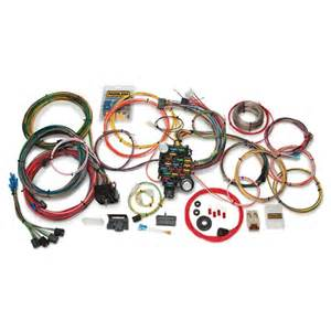 painless wiring 10205 27 circuit classic plus wiring harness ebay