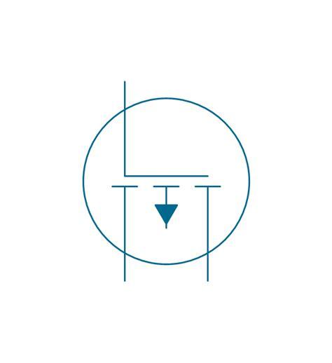 transistor gate symbols transistors vector stencils library design elements transistors electrical symbols