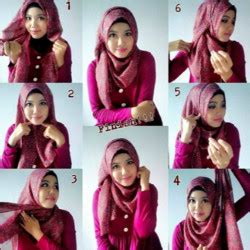 tutorial hijab pesta anggun 30 tutorial hijab pesta untuk wajah bulat anggun dan