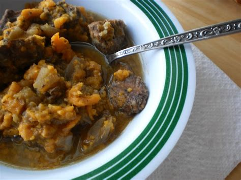 gluten free slow cooker with hamburger carrie s forbes gingerlemongirl gluten free cooker beef and sweet potato stew recipe