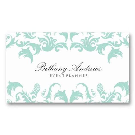 planning business cards templates 22 best event planner business cards images on