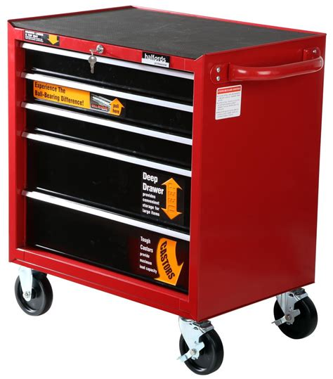 5 Drawer Tool Cabinet by Halfords Professional 5 Drawer Bearing Tool Cabinet